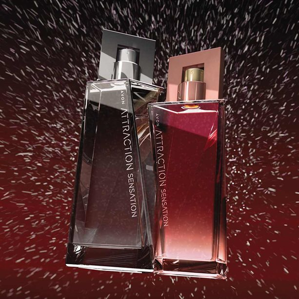 Attraction sensation for her today avon parfum
